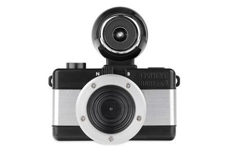 Металлическая мини-фотокамера Lomography
