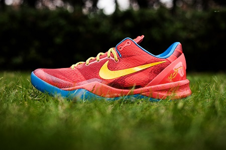 "Кроссовки Nike Kobe 8 System ""Year of the Horse"""