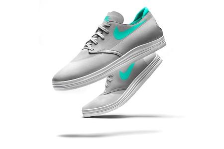 Кеды Nike SB Lunar One Shot сезона Весна 2014