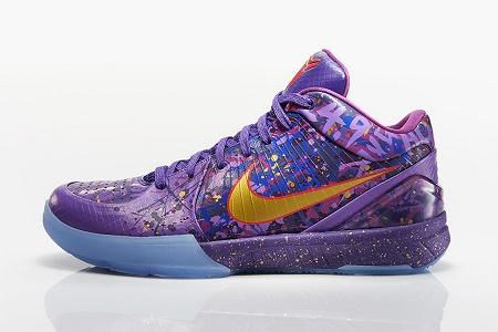 "Кроссовки Nike Zoom Kobe IV ""Prelude"""