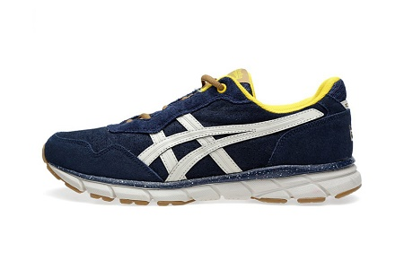 "Кроссовки Onitsuka Tiger Harandia ""Bering Sea and Tigers Eye"""