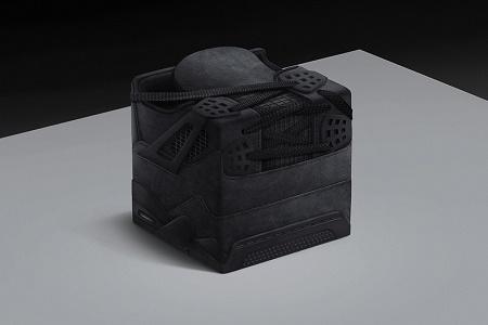 """Павел Нольберт Sneakercube """"Black Series"""""""