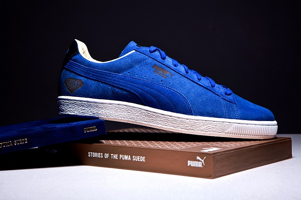 "Книга PUMA ""XLV Stories of The PUMA Suede"""