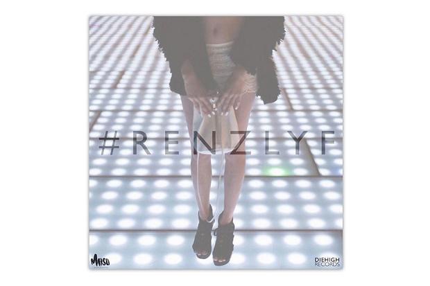 Новый альбом Renz – #RENZLYF