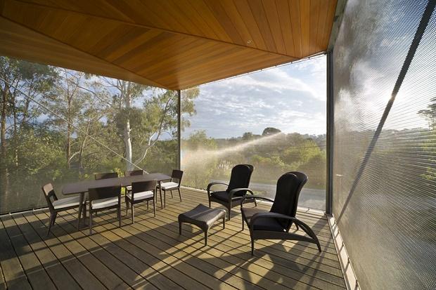 Современный дом в Австралии
