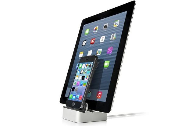 Универсальная док-станция EverDock для iPhone и iPad