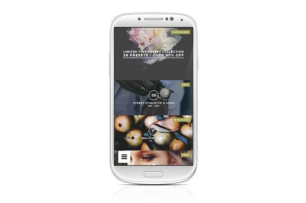 Компания Visual Supply выпустила приложение VSCO Cam для Android