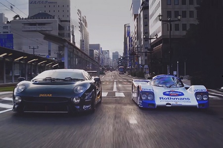 "Журнал Motorhead снял короткометражный фильм ""Car Maniacs: Life With Le Mans"""