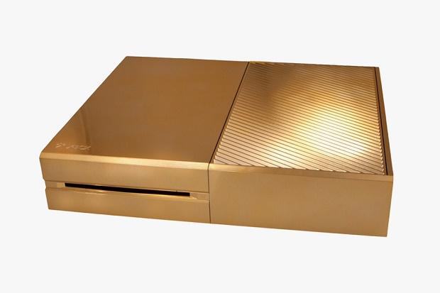 Золотой Xbox One стоимостью $10,000 USD