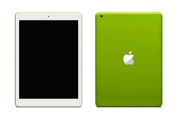 Яркие iPad Air от ColorWare