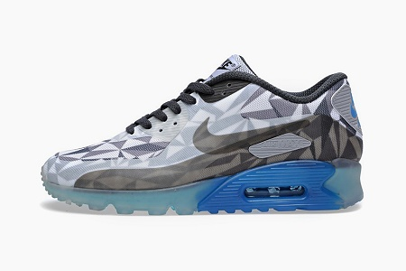 "Кроссовки Nike Air Max 90 ICE ""Wolf Grey"""