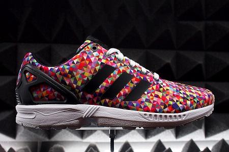 Анонс новых изданий кроссовок adidas Originals ZX FLUX сезона Весна/Лето 2014