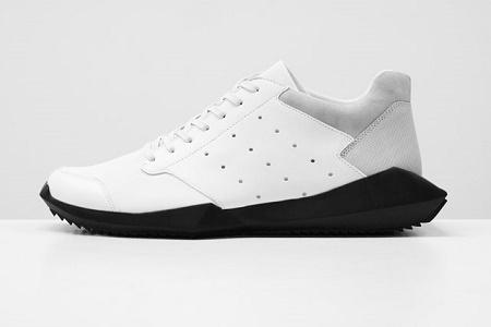 Кроссовки adidas Tech Runner от Рика Оуэнса