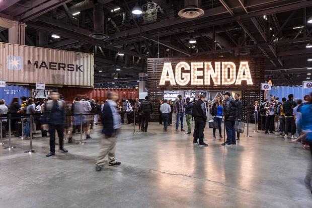 События начала года: выставка Agenda 2014