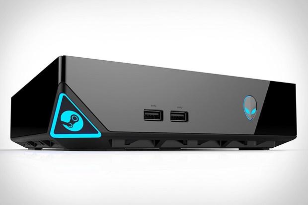 CES 2014: Valve представила первые игровые приставки Steam Machines