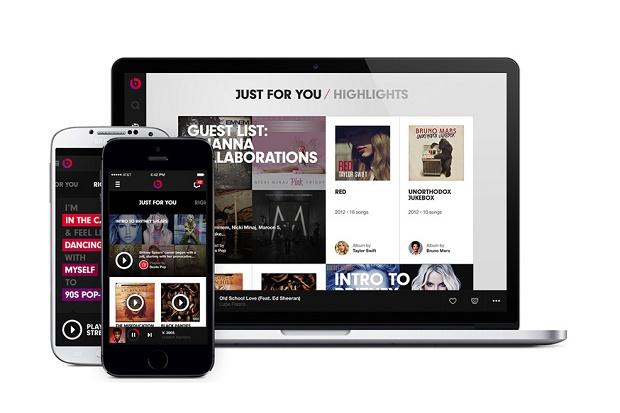 Beats запускает потоковый музыкальный сервис