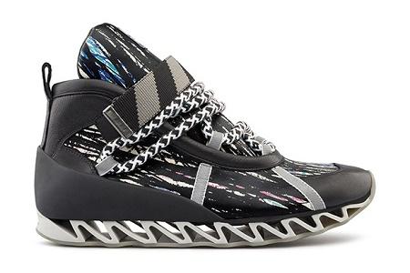 Коллекция обуви Bernhard Willhelm x Camper Весна/Лето 2014