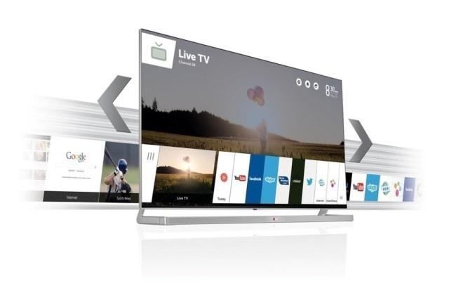 CES 2014: LG раскрывает планы по использованию webOS в телевизорах