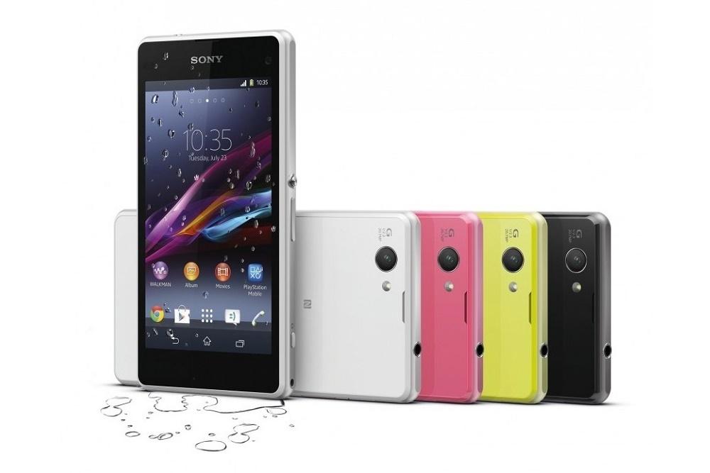 CES 2014: Sony анонсировала мини-флагман Xperia Z1 compact