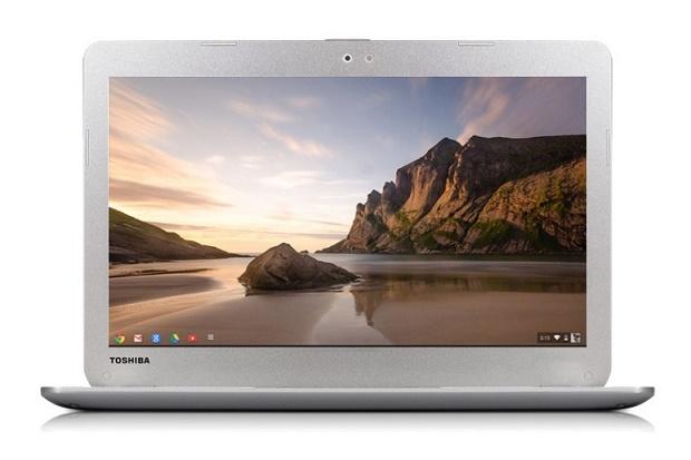 CES 2014: Toshiba представила первый Chromebook