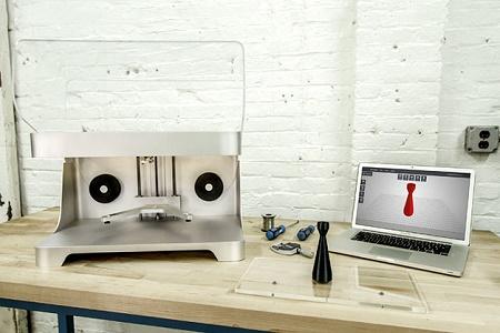 Разработан первый 3D-принтер, печатающий из карбона
