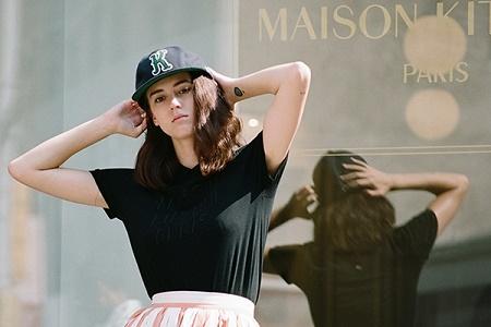 Лукбук весенне-летней коллекции Maison Kitsunе 2014