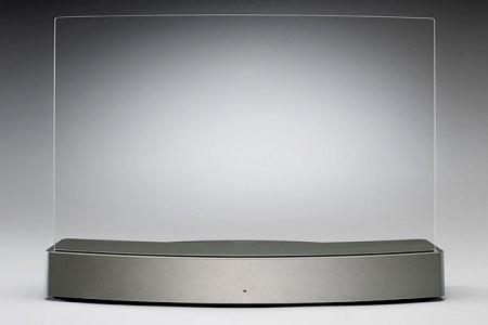 Прозрачная акустическая система от ClearView Audio