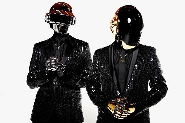 """Daft Punk и Стиви Уандер выступят на премии """"Грэмми"""""""