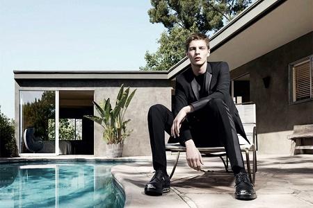 Рекламная кампания Dior Homme Весна/Лето 2014
