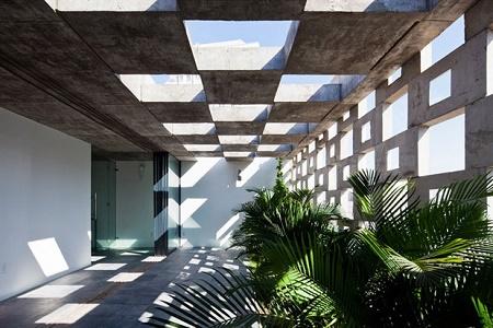 Дизайн частного дома Binh Thanh от студии Vo Trong Nghia