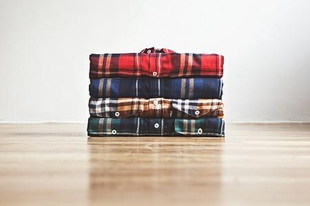 Рубашки DQM Steamer Plaid Cotton Flannel