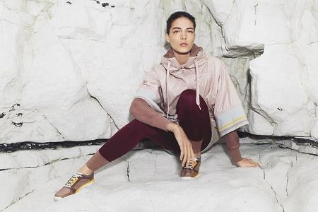 Футуристическая коллекция Стеллы Маккартни для adidas Весна/Лето 2014