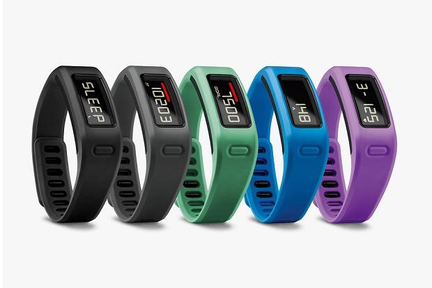 CES 2014: Garmin Vivofit — «умный» браслет для фитнеса