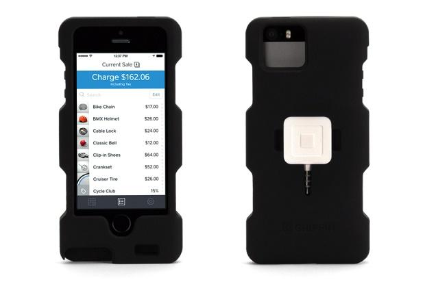 CES 2014: Square и Griffin выпустили чехол со сканером кредитных карт для iPhone 5