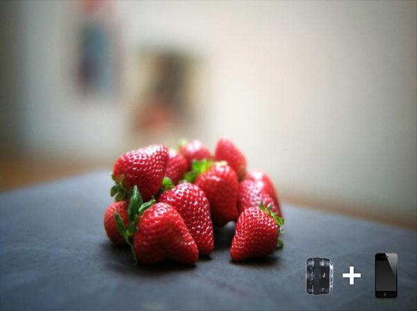 iPhone SLR Mount — странный девайс для фотографов