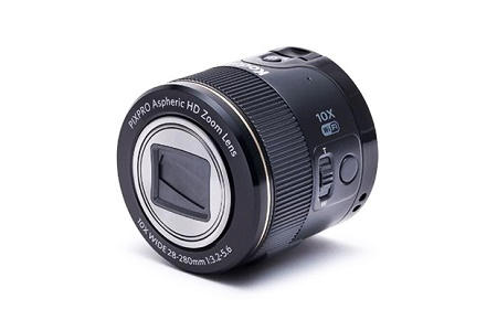CES 2014: камеры-объективы Kodak PixPro Smart Lens