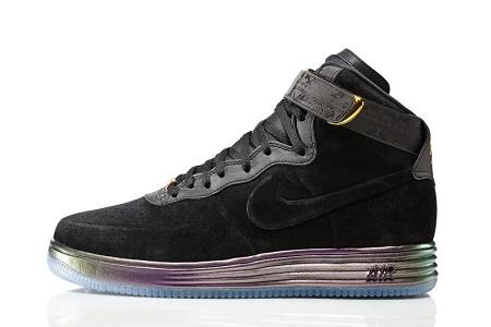 """Кроссовки Nike Lunar Force 1 Lux """"BHM"""" 2014"""