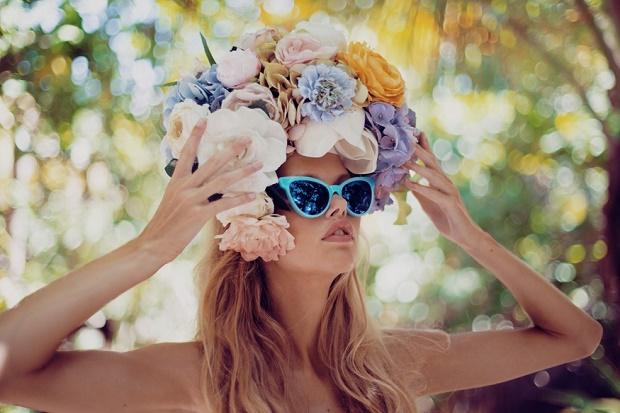 Марка WILDFOX опубликовала лукбук новой коллекции одежды Весна/Лето 2014