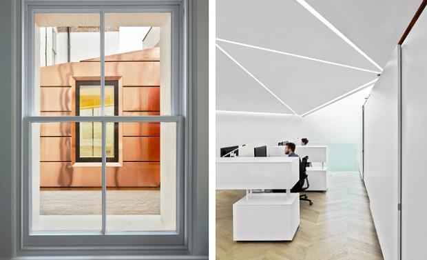 Медная гора: расширение офиса в Лондоне