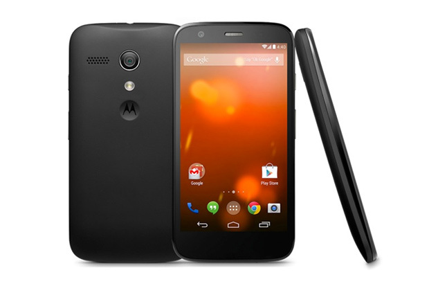 В продаже появился Motorola Moto G Google Play Edition