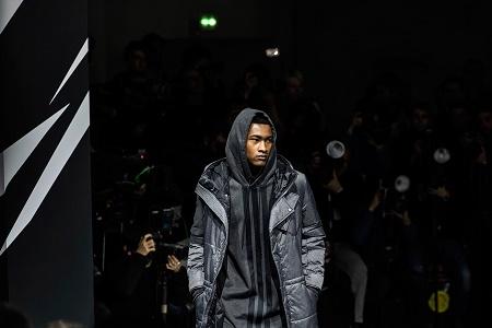 Неделя мужской моды в Париже: показ Y-3 Осень/Зима 2014