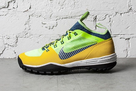 "Кроссовки Nike ACG Lunar Incognito ""Bright Citron"""