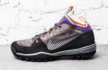 Кроссовки Nike ACG Lunar Incognito Purple/Orange