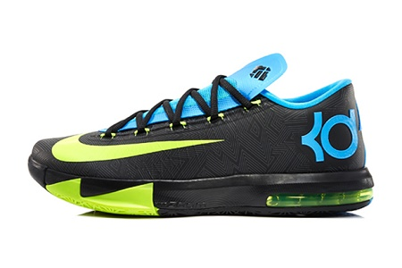 "Кроссовки Nike KD VI ""Away II"""