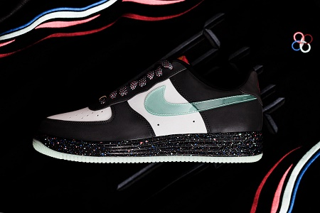 """Кроссовки Nike Lunar Force 1 """"Year of the Horse"""""""