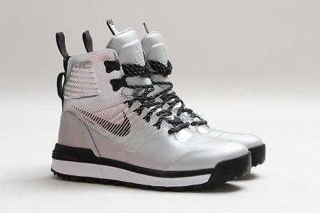 """Всепогодные ботинки Nike LunarTerra Arktos QS """"Metallic Silver"""""""