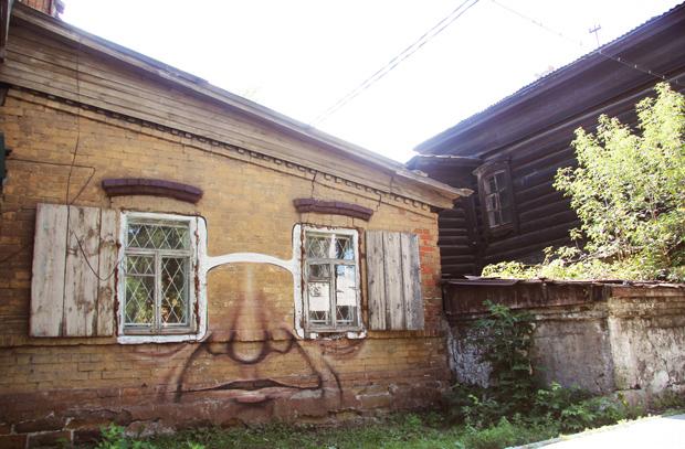 Уличный художник Никита Номерц