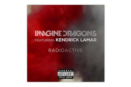 Новый ремикс Imagine Dragons & Kendrick Lamar – Radioactive