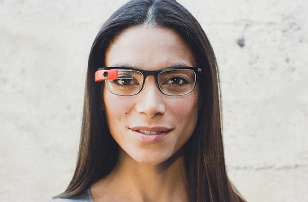 Очки Google Glass обзавелись оправами
