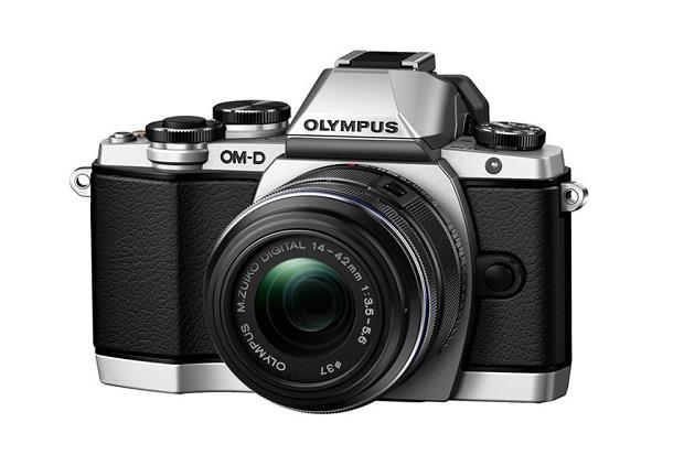 Представлена беззеркальная камера Olympus OM-D E-M10